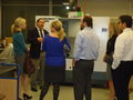 Discovery Circle Members tour  University of Florida Proton Therapy Institute