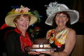 Hat Contest Winner & McGala Co-Chair