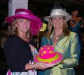 Hat Contest Winner & McGala Chair